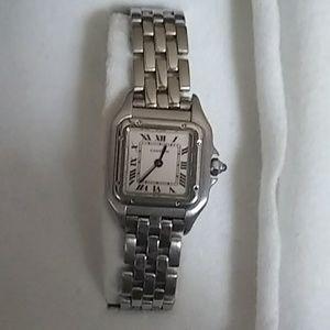 Panthere de Cartier watch